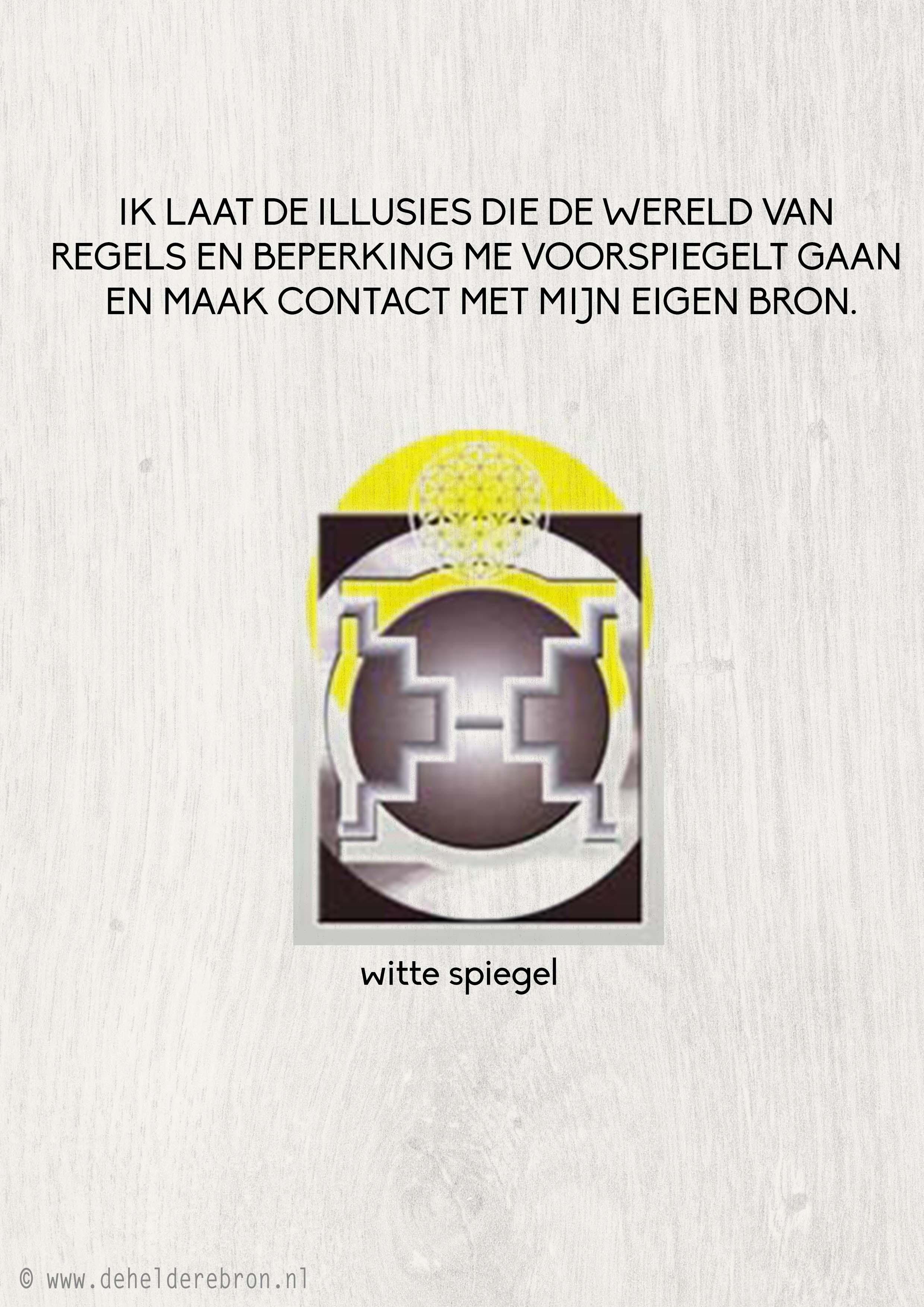 Energie 25 februari 2014 de heldere bron - Spiegel rivoli huis van de wereld ...