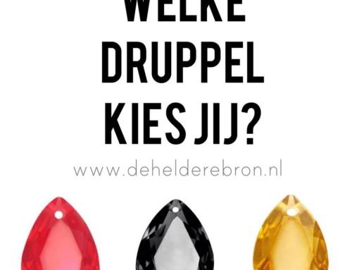 Druppel week 16 2016
